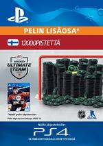 NHL 18: Ultimate Team 12000 Points PS4:lle