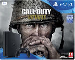 Playstation 4 1TB Console & Call of Duty WWII