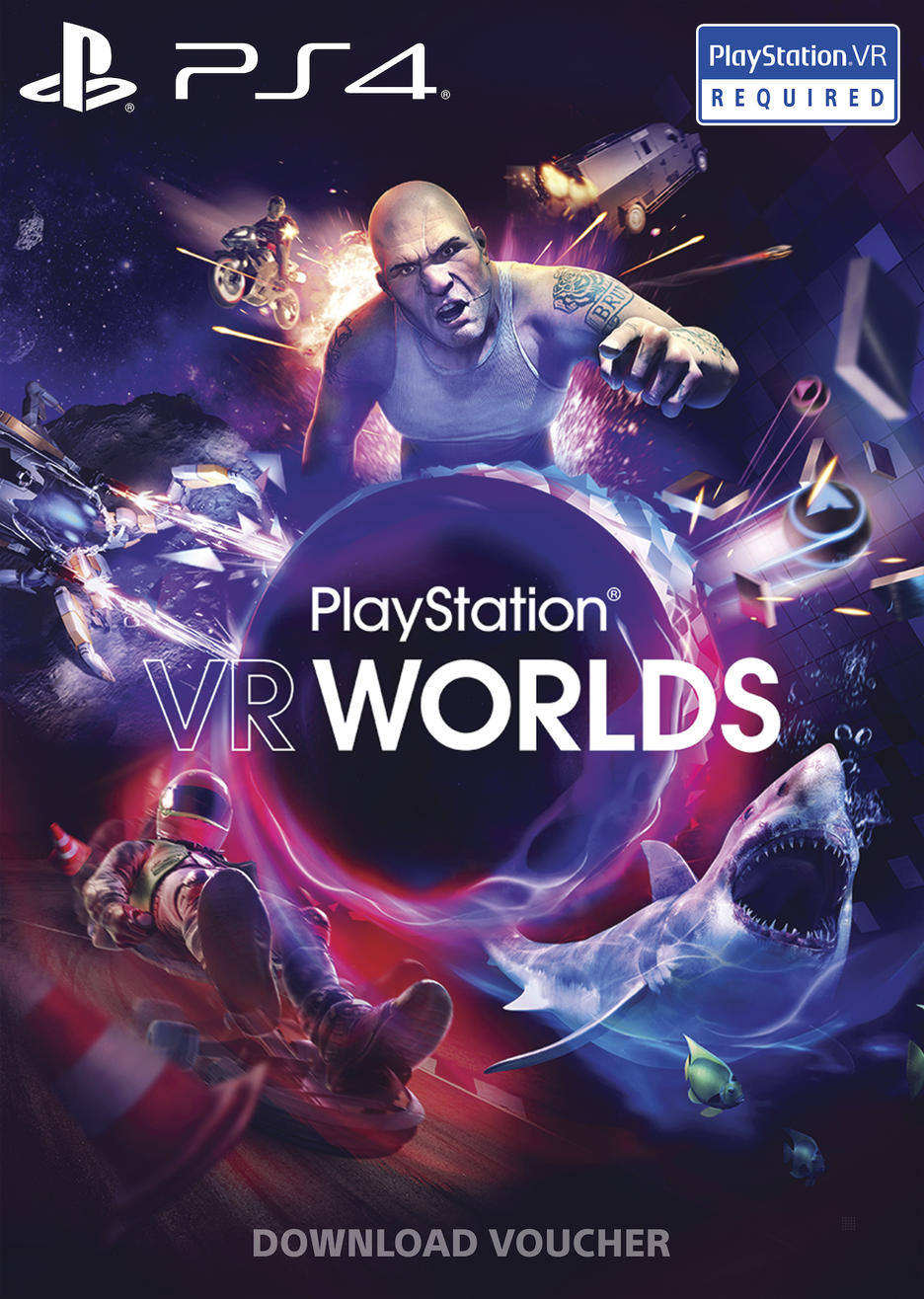 Playstation VR Worlds Bundle