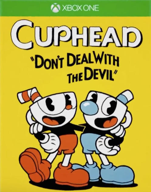 Cuphead Xbox One:lle [DIGITAALINEN]