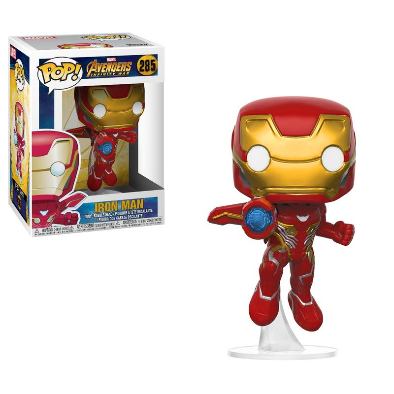 Avengers: Infinity War Iron Man Pop! Vinyl Figure