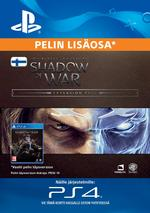 Middle-Earth: Shadow Of War Expansion Pass PS4:lle