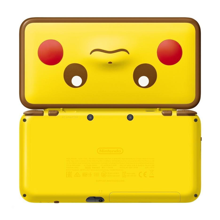 Nintendo 2ds Black Friday >> Nintendo 2DS XL Pikachu Edition Console GameStop