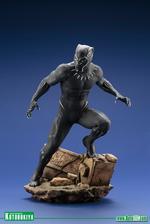 Marvel: Black Panther - Black Panther Movie Artfx Statue