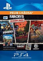 Far Cry 5: Season Pass PS4:lle