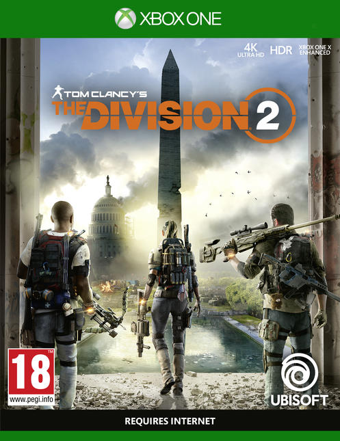Tom Clancy's - The Division 2 Washington D.C. Edition [Vain GameStopista]