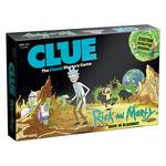 Cluedo Rick and Morty Mystery Board Game