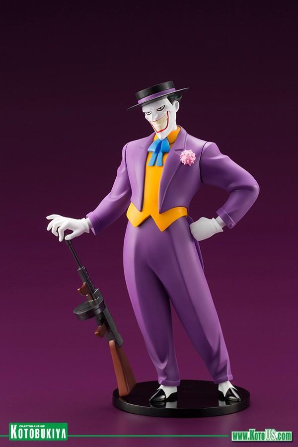 Batman The Animated Series - The Joker Artfx+ Statue