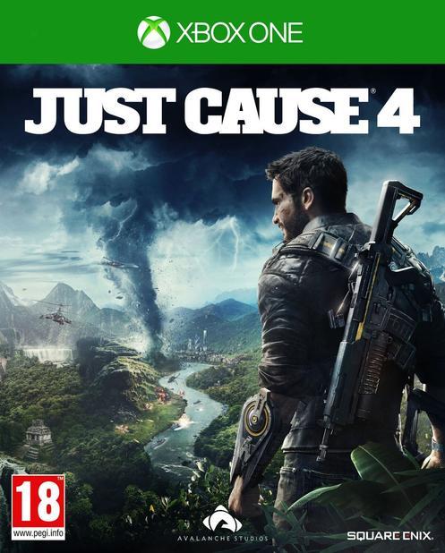 Just Cause 4: Steelbook Edition [GameStop Exclusive]