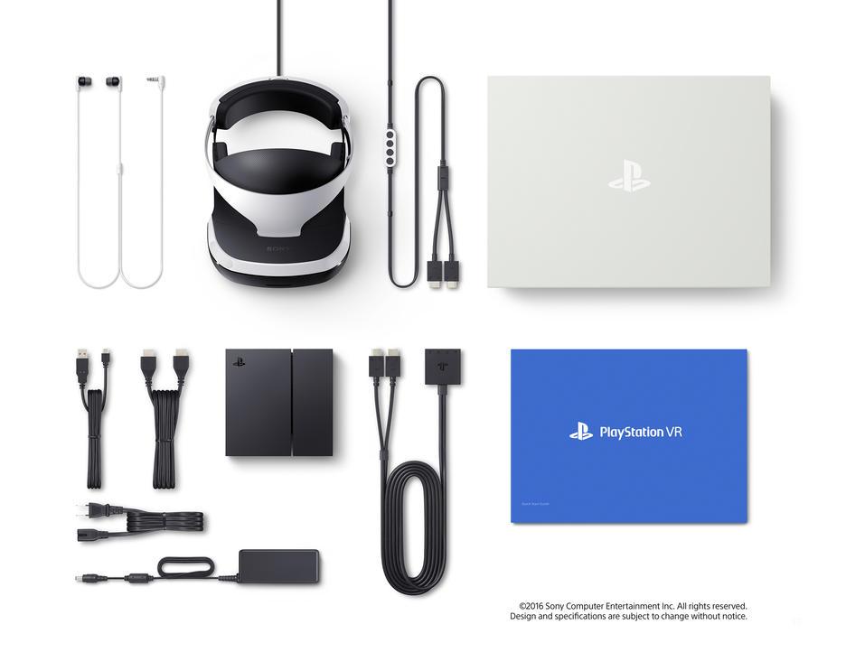 Playstation VR Worlds Bundle