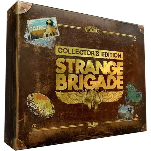 Strange Brigade Collectors Edition