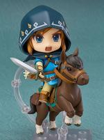Nendoroid Legend of Zelda: Breath of the Wild - Link Deluxe Edition
