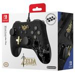 Nintendo Switch: Zelda Breath of the Wild Edition Wired Controller