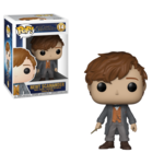 Pop! Movies: Fantastic Beasts 2 - Newt w/ Chase