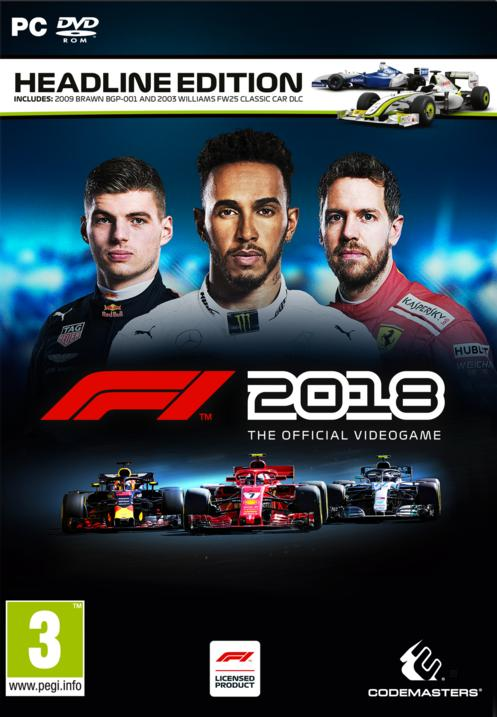 F1 2018 [Headline Edition]