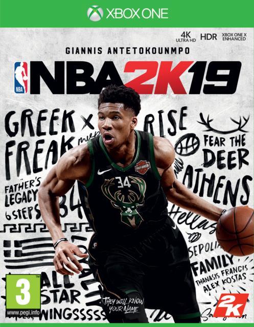 NBA 2K19 Steelbook Edition [Vain GameStopista]