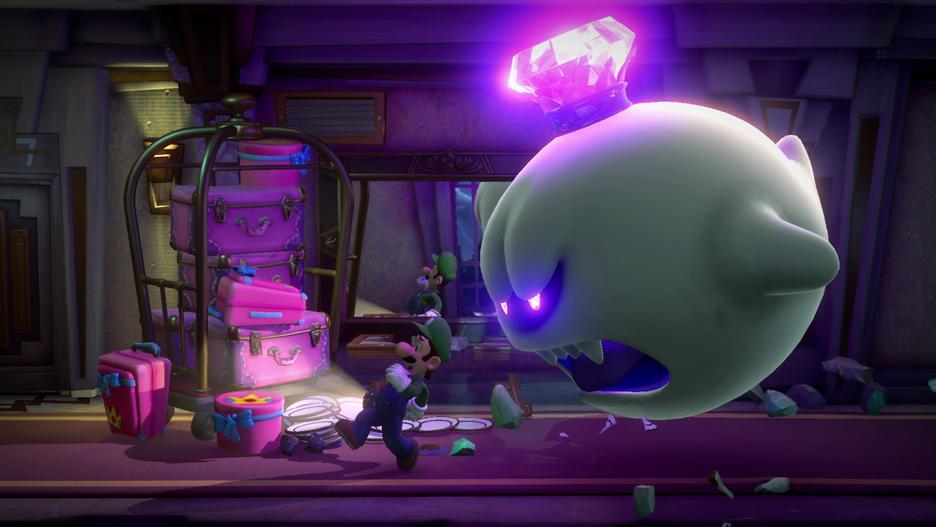 Luigi's Mansion™ 3