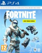 Fortnite: Deep Freeze Bundle PS4:lle