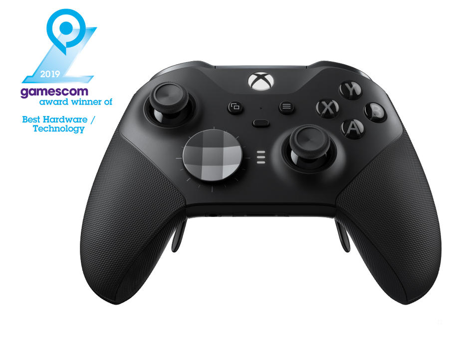 Xbox Elite Black Wireless Controller Series 2