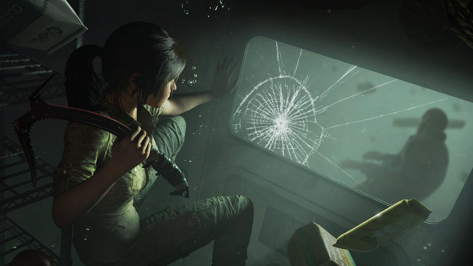 Xbox One X 1TB Konsoli Ja Shadow of the Tomb Raider [Vain GameStopista]