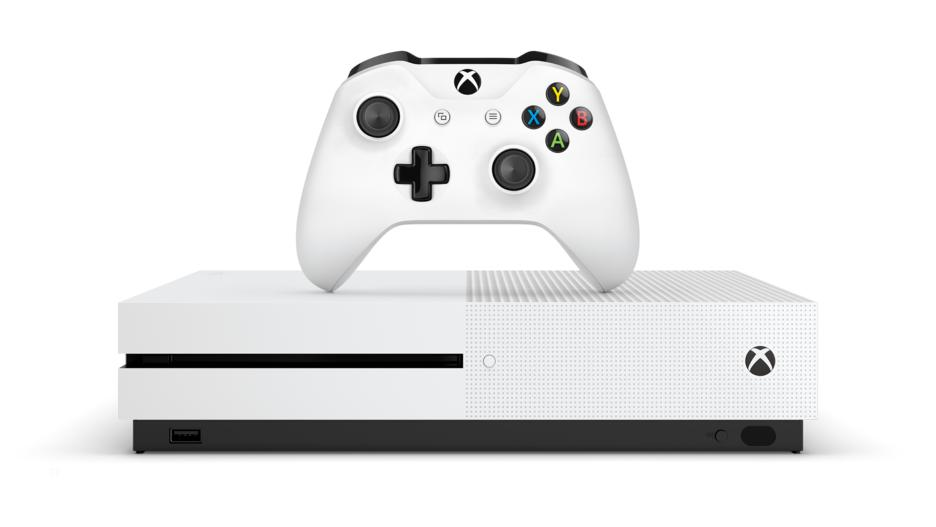 Xbox One S 1TB Konsoli Ja Forza Horizon 4