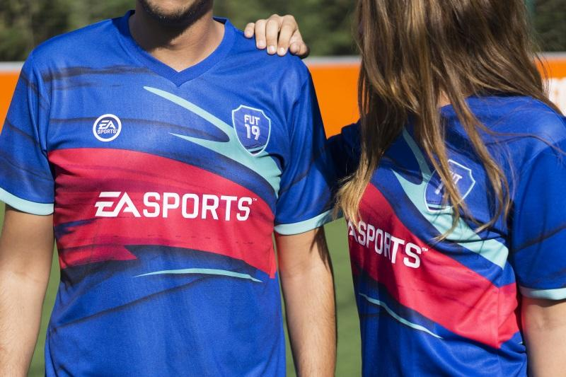 Fifa 19 Ultimate Team™ Jersey - Medium [Vain GameStopista]