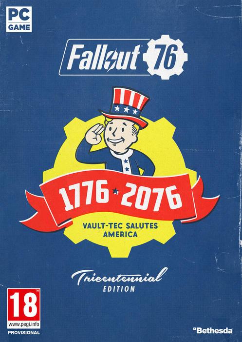 Fallout 76 Tricentennial Edition GameStop Suomi