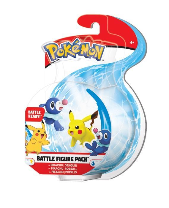 Pokémon: 5cm Figure Battle Pack or 8cm Battle Figure [Assorted]