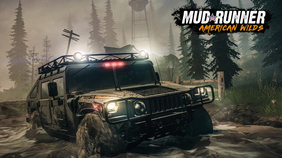 MudRunner – American Wilds Edition GameStop