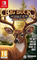 BIG BUCK HUNTER ARCADE SWT