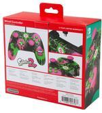 Nintendo Switch: Splatoon Edition Wired Controller