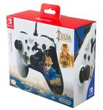 Nintendo Switch: Zelda Breath of the Wild Wired Controller