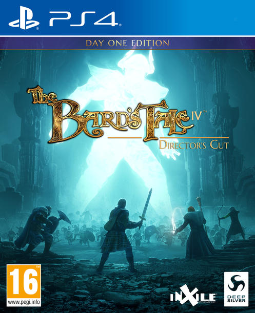 The Bard's Tale IV: Director's Cut Day One Edition