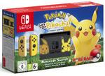 Nintendo Switch Pokémon Let's Go Pikachu Konsoli