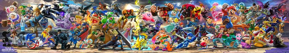 Nintendo Switch Super Smash Bros. Ultimate Edition Konsoli