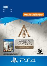 Assassin's Creed® Odyssey Season Pass PS4:lle