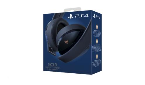 PlayStation®4 500 Million Limited Edition Headset