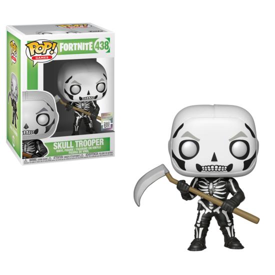 Pop! Games: Fortnite - Skull Trooper