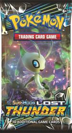 Pokémon TCG: Lost Thunder Booster Pack