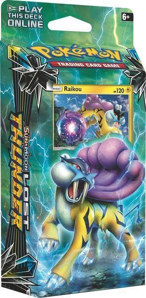 Pokémon TCG: Lost Thunder Deck