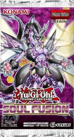 Yu-Gi-Oh! TCG: Soul Fusion Booster Pack