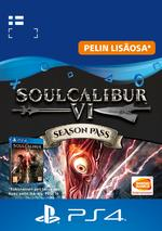 SoulCalibur VI Season Pass PS4:lle