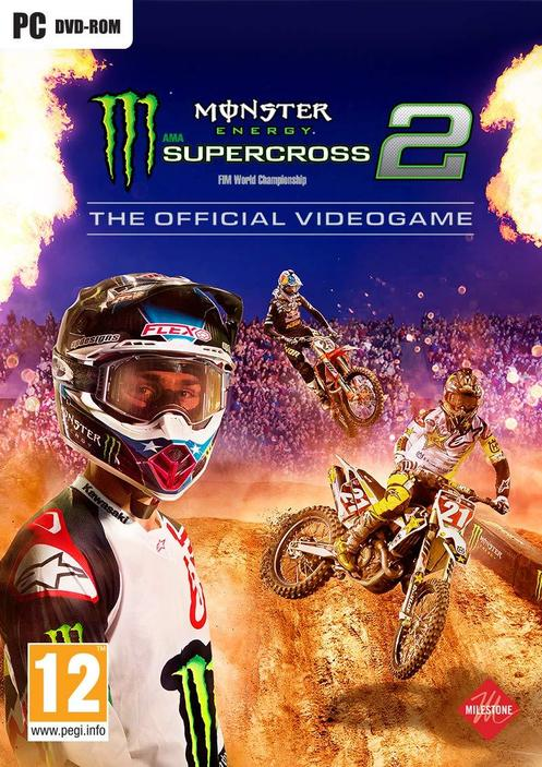 Monster Energy Supercross 2 - The Official Videogame GameStop