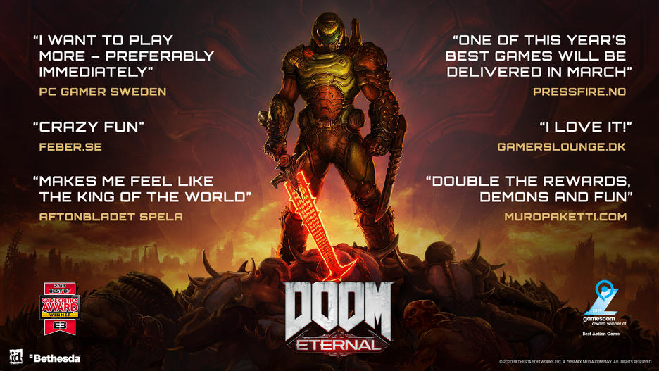 DOOM® Eternal™ Deluxe Edition