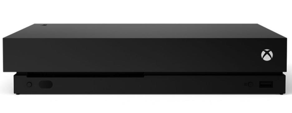 Xbox One X 1TB Konsoli Ja Metro Exodus [Vain GameStopista]