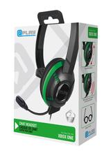 At Play Black Chat Headset Xbox One:lle