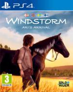 Windstorm Ari's Arrival