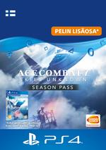 Ace Combat 7: Skies Unknown Season Pass PS4:lle
