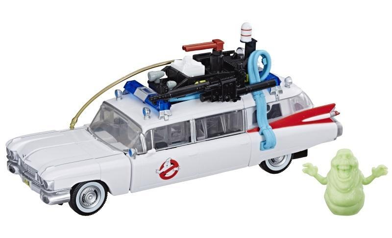 Transformers Collaborative: Ghostbusters Mash-Up - Ghostbusters Echo-1 Ectotron Figure [Vain GameStopista]