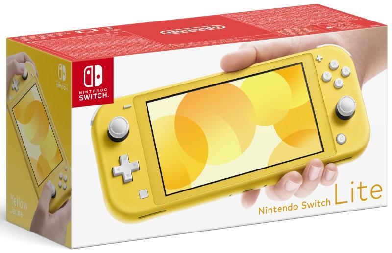 Nintendo Switch™ Lite Yellow Konsoli